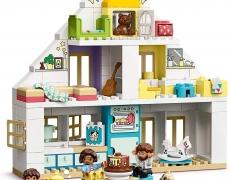 LEGO Duplo - Unser Wohnhaus 3-in-1-Set