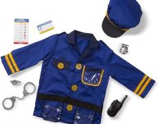 Kostümset: Polizist