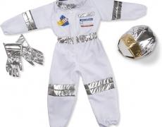 Kostümset: Astronaut