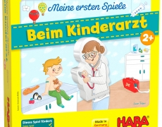 HABA Beim Kinderarzt 2+