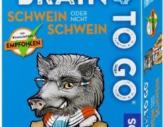 KOSMOS - Brain to Go - Schwein oder nicht Schwein     8+
