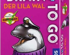 KOSMOS - Brain to Go - Der lila Wal      8+