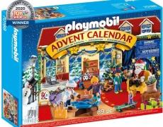 PLAYMOBIL Adventskalender, Weihnachten im Spielwarengeschäft