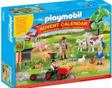 PLAYMOBIL Adventskalender, Auf dem Bauernhof