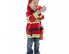 Verkleidungs-Set Feuerwehrmann