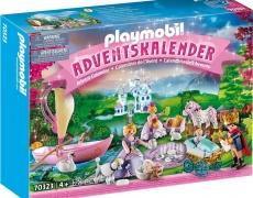 PLAYMOBIL Adventskalender, Königliches Picknick im Park