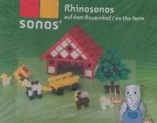 Super Sonos - Bauernhof 900 Teile