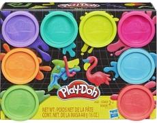 Play-Doh 8er-Pack in 8 Neonfarben