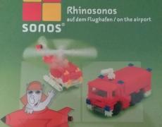 Super Sonos - Feuerwehr 505 Teile