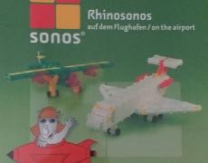 Super Sonos - Flughafen 530 Teile