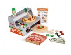 Pizzaofen 34-tlg.