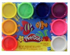 Play-Doh 8er-Pack in 8 Regenbogenfarben