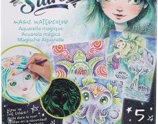 Nebulous Stars Kreativset Magische Aquarelle