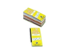 Abreiß-Block mit 600 Bingokarten