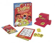 ThinkFun - Zingo - Das Wort-Bild-Bingo      4+
